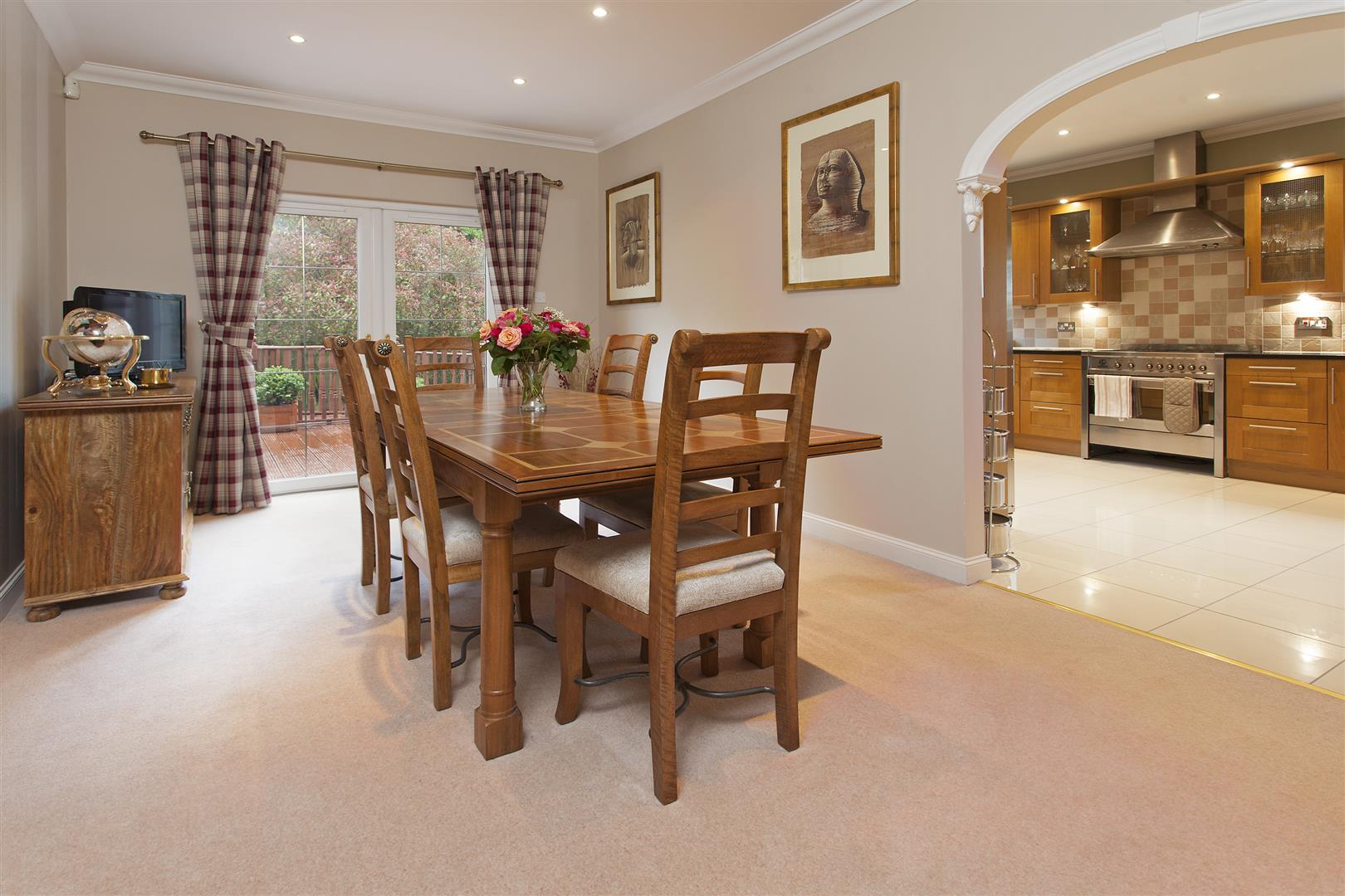 3, Drum Gate, Abernethy, Perthshire, PH2 9SA, UK